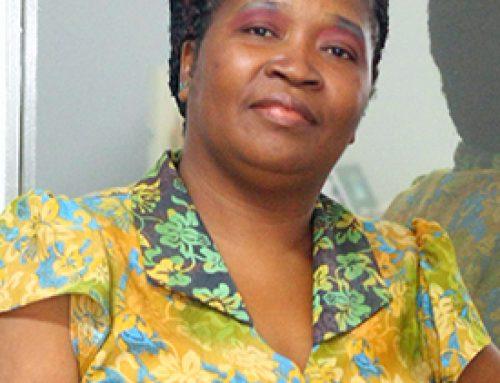 Rev. Arlene Holding