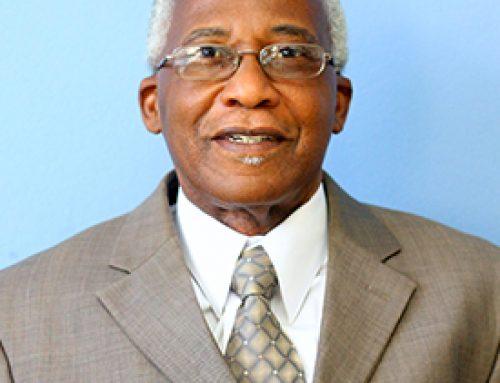 Rev. Dr. Lenworth Anglin