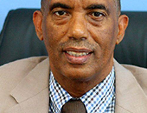 Garnett Roper JP., PhD., Th. M, M A (R) B Th.